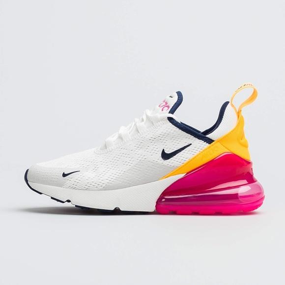 Nike Air Max 27 Laser Fuchsia Womens